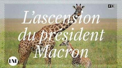 L'info en stock : L'ascension d'Emmanuel Macron