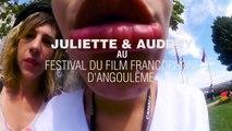 Juliette et Audrey - L'Après-séance de 'La folle histoire de Max