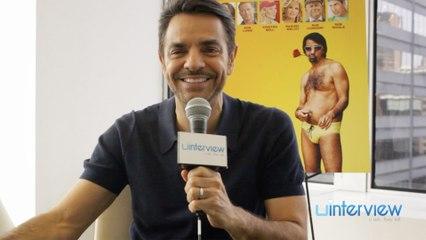 Eugenio Derbez on 'How To Be A Latin Lover,' Speedo, Rob Lowe, Salma Hayek