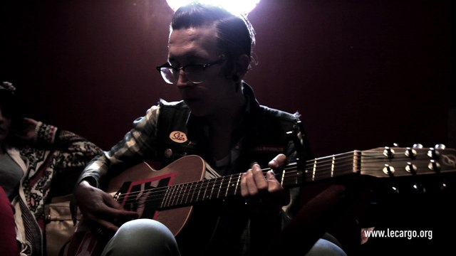 #618 Micah P. Hinson - People (Acoustic Session)