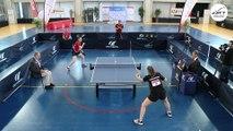 REPLAY - Ch. Fr - Finale Juniors Filles - Lucie GAUTHIER / Anais SALPIN