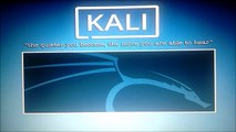 How to dual boot KALI LINUX and WINDOWS 10