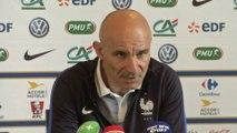 Foot - CM U20 - Bleuets : Batelli «Je prends un risque avec Tousart»