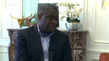 Le docteur Denis Mukwege, « l'homme qui répare les femmes » en RD-Congo, craint pour sa sécurité