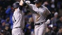 Yankees, Cubs set MLB strikeout record in 18-inning marathon