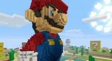 Minecraft - Nintendo Switch Edition y Super Mario Mash-Up Pack