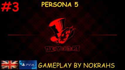 """""""Persona 5"""" """"PS4"""" - """"Gameplay"""" (3)"""