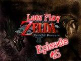 Lets Play - The Legend of Zelda - Twilight Princess - Episode 45 - Twilit Arachnid - Armogohma
