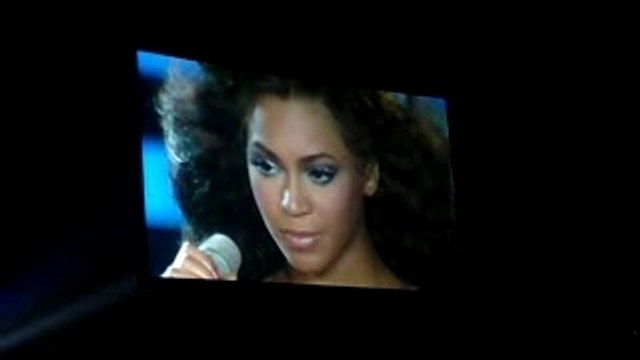 BEYONCE KNOWLES Live at Barcelona Experience Tour 2007