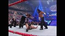 FULL MATCH — The Hardy Boyz vs.  Cade _ Murdoch - World Tag Team Title Match- Backlash 2007