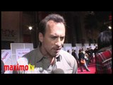 "Scott Patterson (The Event) Interview at ""You Again"" Premiere"