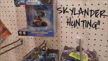 Skylander Hunting AT TARGET .. Tidepool & Blaster-Tron [Skylanders Imagiantors]