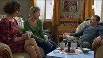 Passage de Plus belle la Vie Episode 3271 Laurent Orry