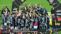 Corinthians empata com a Ponte Preta e conquista o primeiro título em Itaquera
