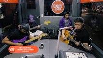 Agsunta cover 'Wag na 'Wag Mong Sasabihin (Kitchie Nadal) LIVE on Wish 107.5 Bus