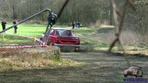 Extreme RWD Rallying | Action Crashes Moments