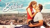 Befikre Cute Kissing Scenes - Ranveer Singh And Vaani Kapoor Kisses - Lip Lock