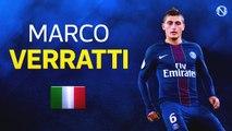 MARCO VERRATTI - Goals, Skills, Assists - Paris Saint-Germain - 2016/2017 (HD)