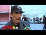 Danny Trejo Interview 2010 Hollywood Christmas Parade - Machete, Tarantule, Machete Kills Actor