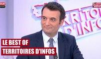 Invité : Florian Philippot - Territoires d'infos - Le best of (09/05/2017)