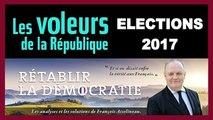 François ASSELINEAU.A propos de ces scandaleuses élections présidentielles...! Lire descriptif (Hd 720)