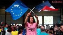 """Plusieurs organisations patronales soumettent à Macron un """"Pacte européen"""""""