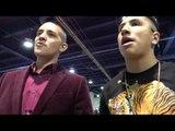 Fernando Vargas Sons Hasim Rahman Jr & Roger Romo Talk Boxing EsNews Boxing