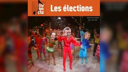 La fin des élections en chanson !