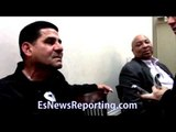 Epic Angel Garcia Goes In On Pacquiao Crawford Thurman danny garcia - esnews boxing