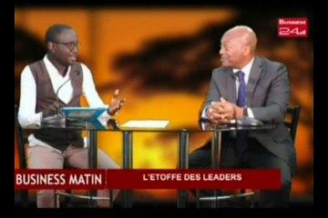 Business Matin - L'étoffe des leaders