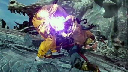 TEKKEN 7 - Character Trailer    de Tekken 7