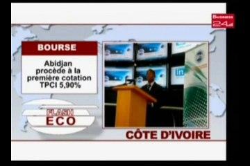 Flash Eco / Cote d'Ivoire: Edition du Mardi 09 mai 2017