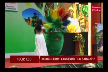 Focus Eco - Agriculture: lancement du SARA 2017