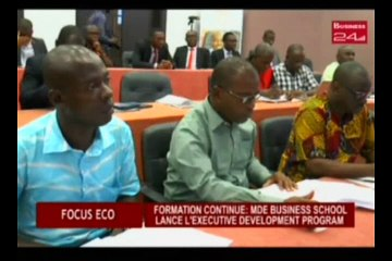 Focus Eco - Formation continue: MDE BUSINESS SCHOOL lance l'EXECUTIVE DEVELOPMENT PROGRAM