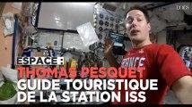 Thomas Pesquet fait une grande visite guidée de la Station spatiale internationale