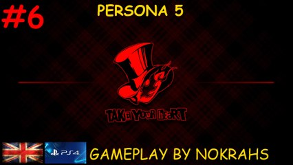 """""""Persona 5"""" """"PS4"""" - """"Gameplay"""" (6)"""
