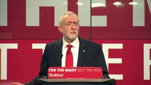 Corbyn: We have four weeks to ruin the Conservative Party