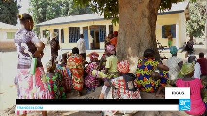 Centrafrique, à la rencontre des battantes du camp de Batangafo