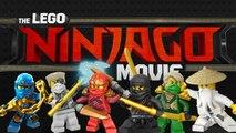 The LEGO NINJAGO Movie Trailer 09.22.2017