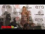 Charlotte Ross at 2010 EMA Awards Arrivals