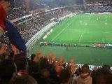 PSG - Rennes : Allez Paris Paris Paris SG