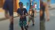 En Colombie, deux gamins rappeurs font le show dans la rue !
