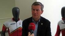 """Pierre-Olivier Beckers: """"Qu'il n'y ait pas de candidat à la président, c'est un soutien au travail réalisé"""""""