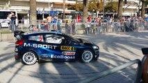 Rally Racc 2014  Mikko Hirvonen - Salou WRC