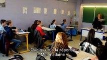 """Production du collège Paul Langevin à Hagondange - Prix """"Non au harcèlement"""""""
