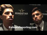 Carlos Balderas and Jose Balderas on signing with RingStar promotions - EsNews Boxing