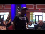 TIMOTHY BRADLEY ON DANNY GARCIA, ERROL SPENCE; TALKS MIGUEL COTTO FIGHT & MANNY PACQUIAO