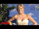 CASSIE SCERBO at 7th Annual Alfred Mann Foundation Gala