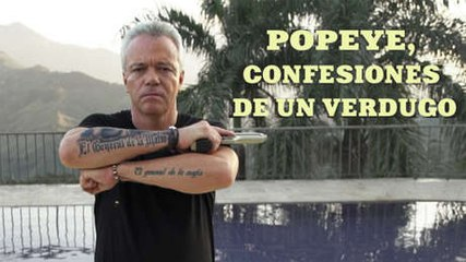 """'Popeye': """"Si Pablo Escobar me hubiera dicho que matara a mi padre, lo mato"""""""