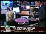 OMG! Keyboard For Blondes on Fox News Channel Fair, Balanced & Blonde